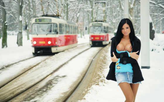 world, беда, winter, демотиваторов, эти, трамвая, жду,