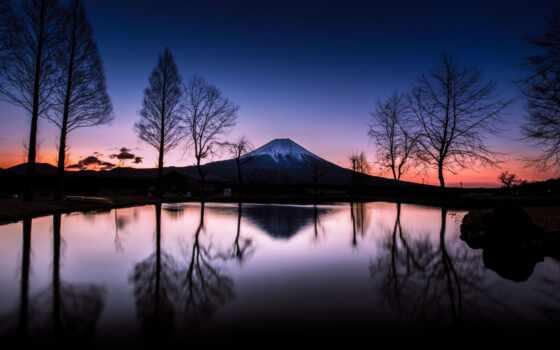 mount, япония, Сакура, коллекция, фудзияма, japanese, добавить, гора