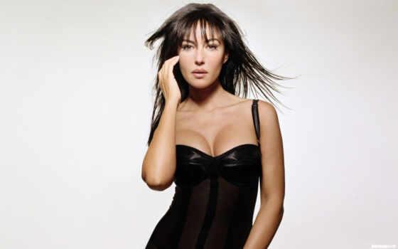 моника, beluchch, женщина, красивый, актриса, belluchch