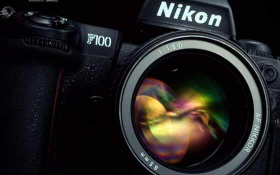 nikon, фотоаппарат, объектив, professional