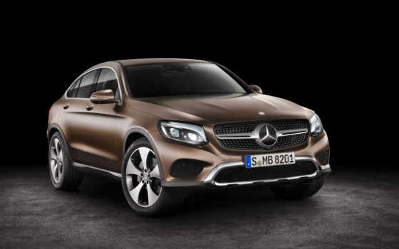 glc, mercedes, benz, coupe,