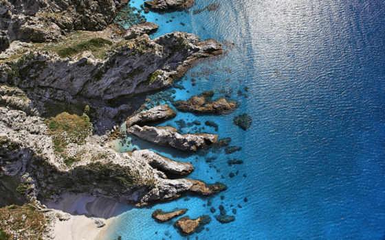 italy, calabria, beaches