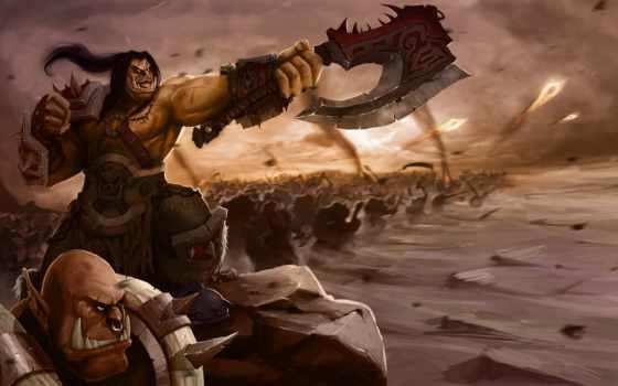 warcraft, world, военачальник, draenor