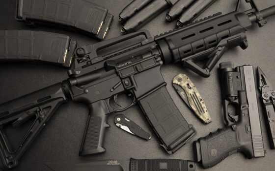 пістолет, fon, автомат, нож, чёрный, винтовка, чёрн, ружье, shturmovoi, oruzhie