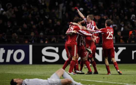 футбол, победа