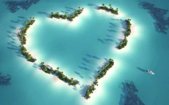 amor, fotos, imagenes, del, islas, imágenes, forma, con,