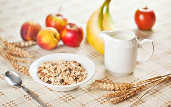 food, здоровая, breakfast, картинка,