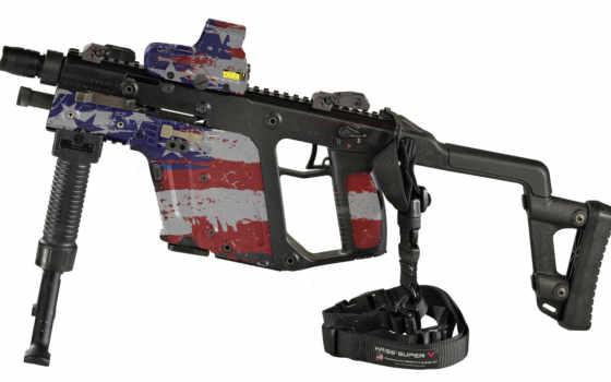 крисс, вектор, пистолет, пулемет, калашников,