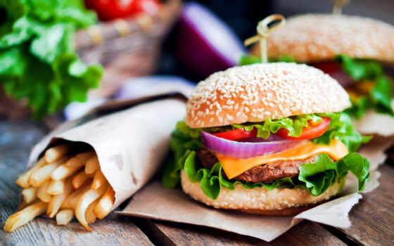 burger, фри, our, чизбургер, гамбургер, еда, картофель, ресторан, других,