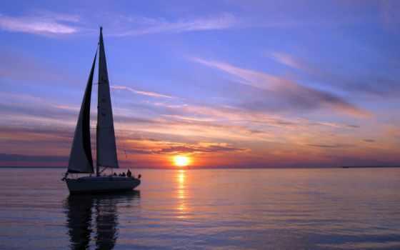 море, закат, sun, солнца, небо, rising, заката, house, закаты, восходы,