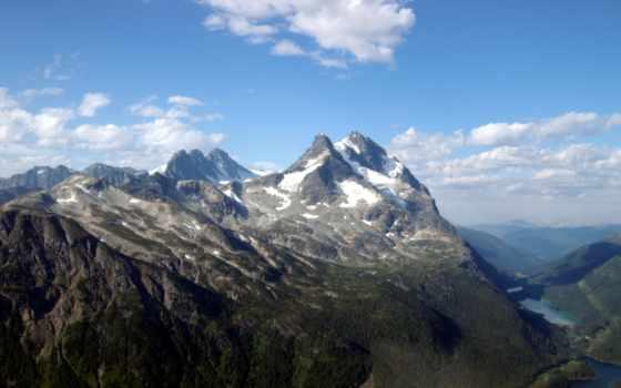 горы, гималаи, system, горная,