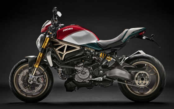 monster, ducati, anniversario, bikes, livery, anniversary, мотоцикл,