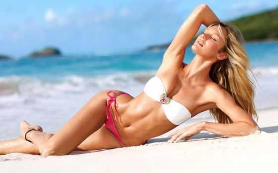пляже, модель, пляж, candice, swanepoel, фотосессия, тест, южноафриканская, кэндис, купальнике,