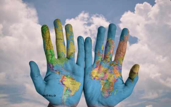 world, human, день, свет
