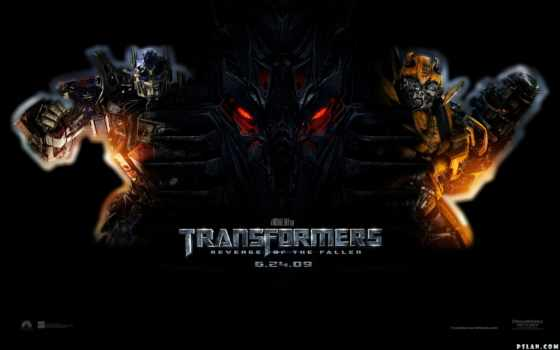 transformers, revenge