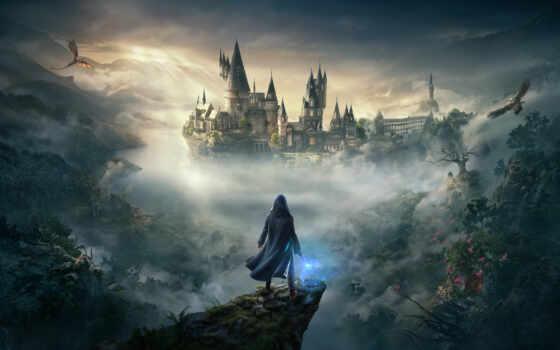 hogwart, legacy, game, поттер, роль, gary, announce, new, universe, bro