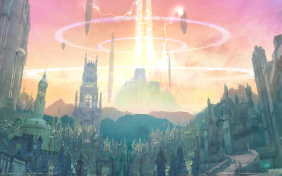 aion, tower