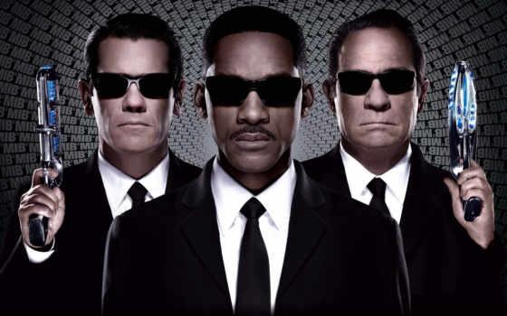 черном, men, black