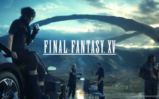 final, fantasy, release, дата, xv, ffxv,