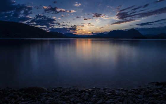 озеро, природа, maggiore, italian, water, море, закаты, рассветы, небо, landscape, лес,