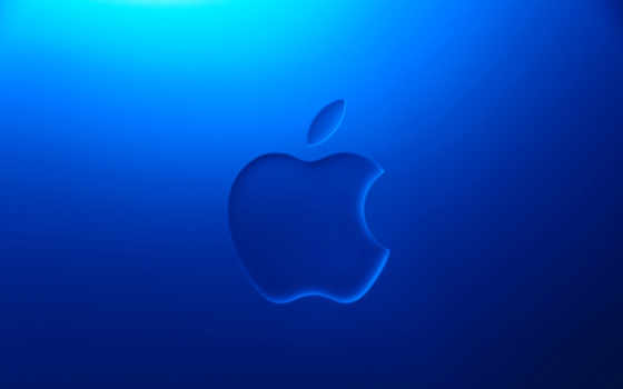 , underwater, apple