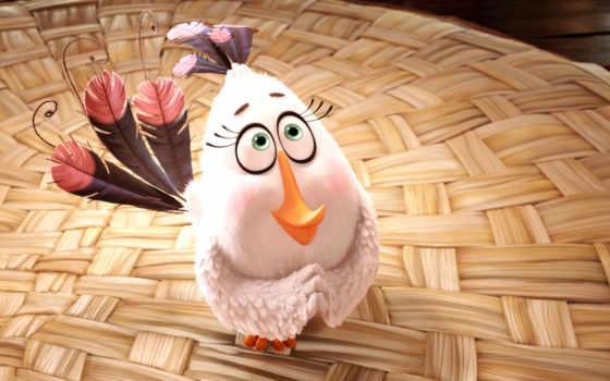 birds, angry, кинотеатр