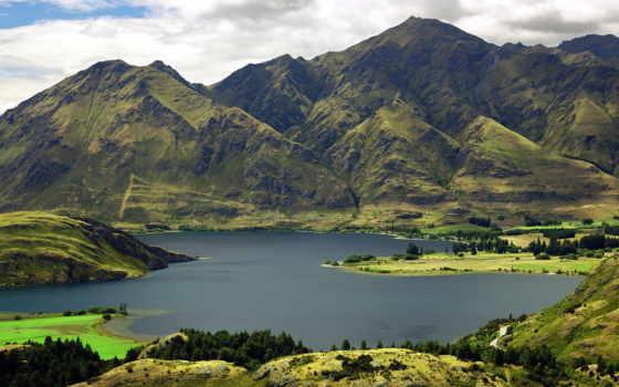wanaka, zealand, новая, озеро, туры, new, новой, зеландии,