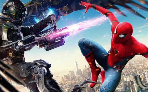 домой, паук, мужчина, return, parker, возвращается, peter, обычной, мстителей, зажить, стараясь,
