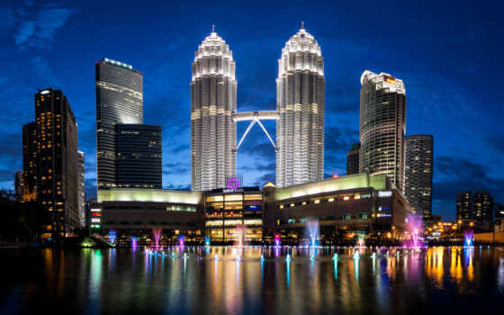 towers, petronas, небоскребы, kuala, башни, башня, lumpur, malaysia,