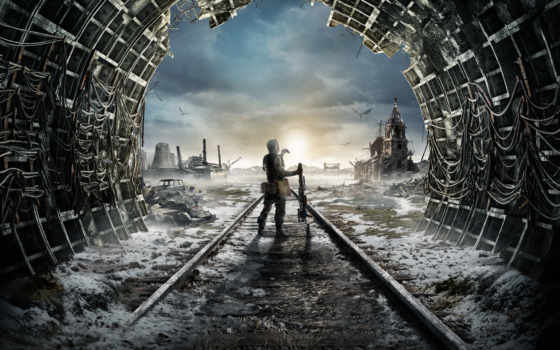 metro, exodus, игры, shooter, games,