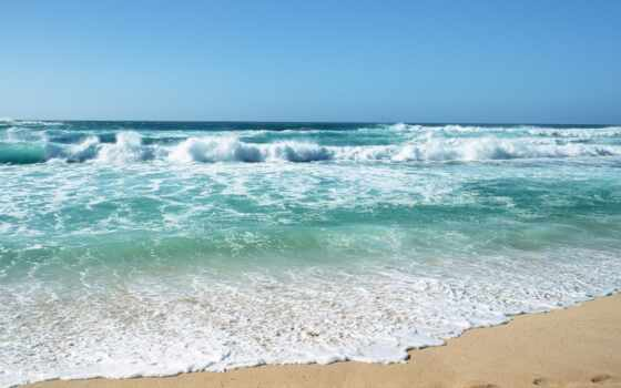 море, волны Фон № 22263 разрешение 1920x1080