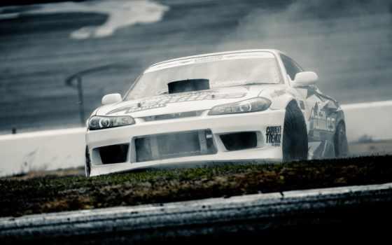 car, drift, silvia