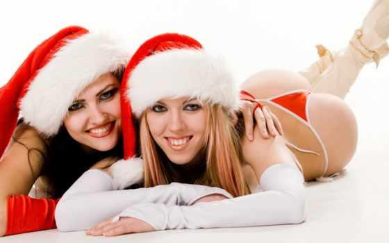 christmas, bla, girls