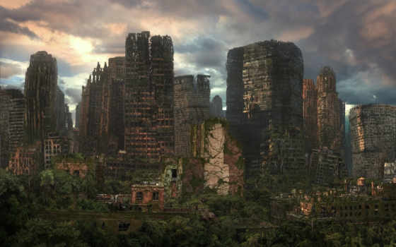 апокалипсис, apocalipsis, художников, различных, кому, грядущего, сцены, разных, развалины, интересны, апокалипсиса,
