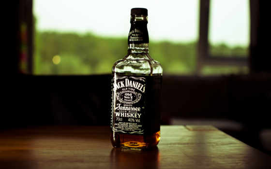 jack, daniels, бутылка, whiskey, спиртное, алкоголь,