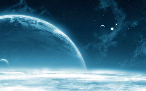 космос, планета, вспышка, art, timeline, iphone, картинка,