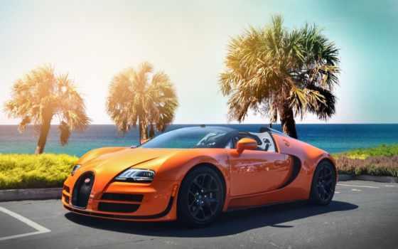 гиперкар, bugatti, veyron