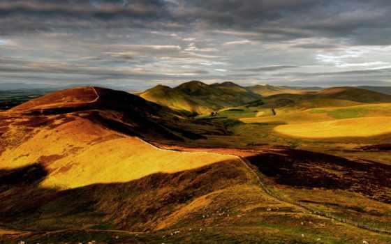 landscape, photography, йоркширский
