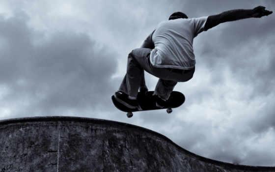 адреналин, скейтбордист, спорт