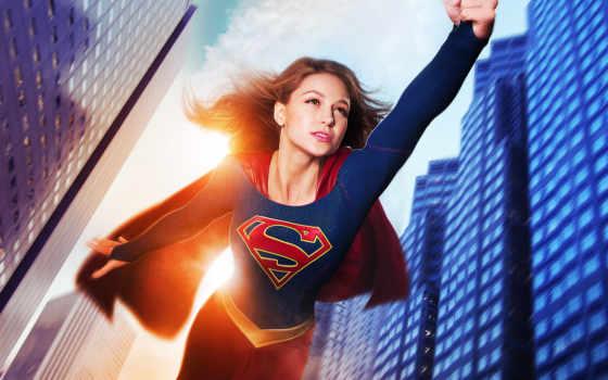 supergirl, супергёрл, benoist, melissa, серия, ctrl, online,
