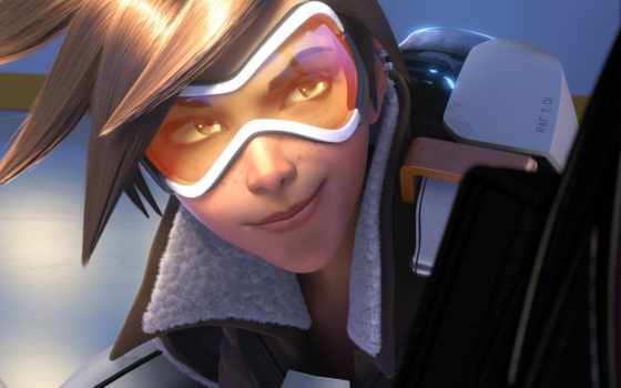 overwatch, tracer,