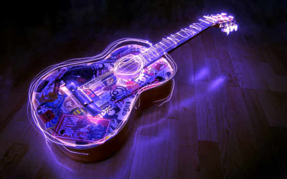 под, neon, странствует, pinterest, музыку, pin, гитара,