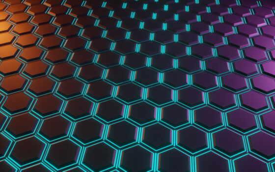 hexagon, хороший, abstract, narrow, фото, pattern, шаблон