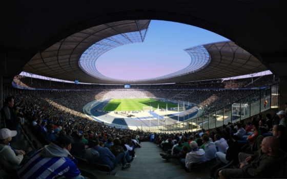 стадион, футбольный