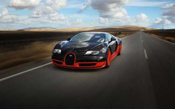 bugatti, veyron Фон № 8418 разрешение 1920x1200