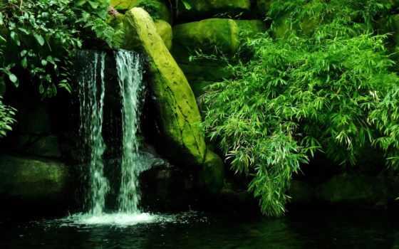 galaxy, водопад, природа, нота, waterfalls, free,