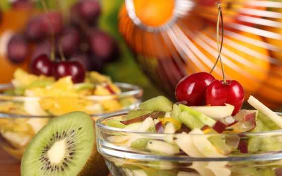 comida, pantalla, plato, fondos, fondo, frutas, para,