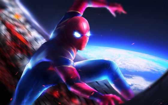 war, avenger, бесконечность, мужчина, паук, spiderman