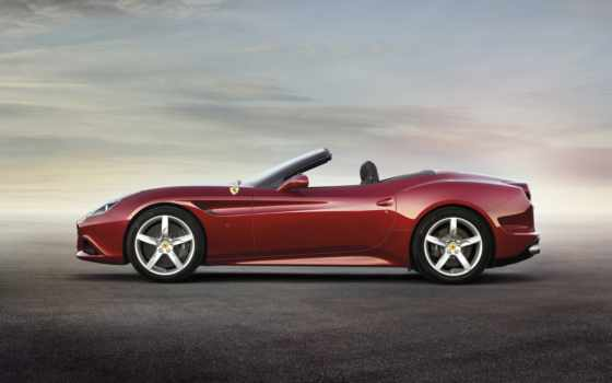 ferrari, california, new, взгляд,