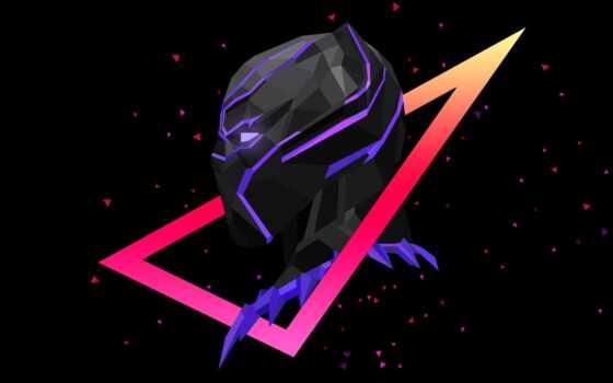 panther, black, черная, favorite